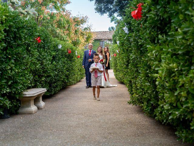 La boda de Arturo y Jessica en San Juan Mozarrifar, Zaragoza 20