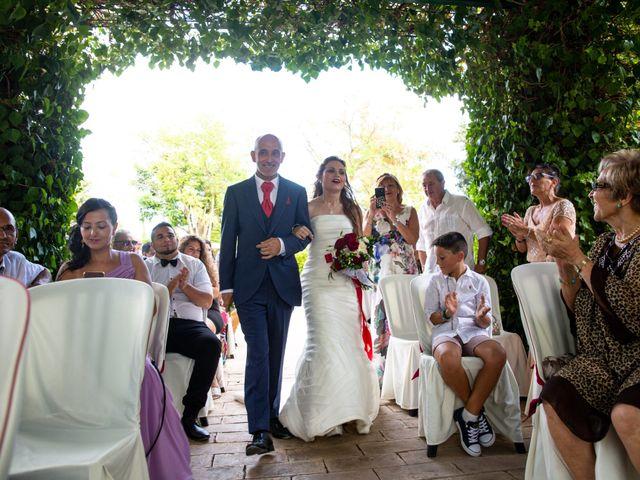 La boda de Arturo y Jessica en San Juan Mozarrifar, Zaragoza 21