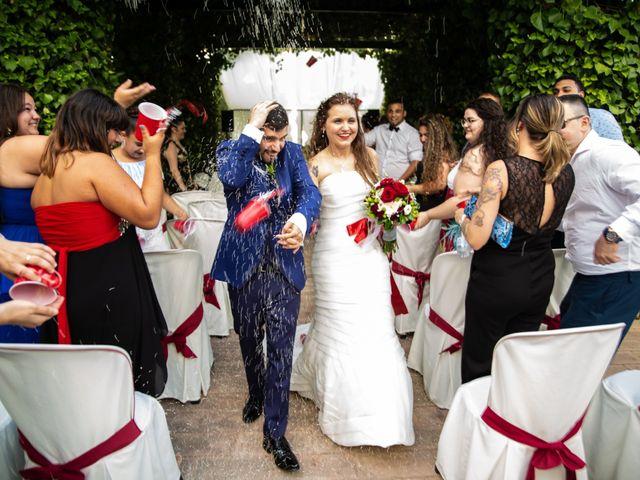 La boda de Arturo y Jessica en San Juan Mozarrifar, Zaragoza 22