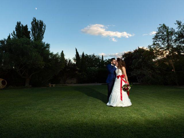 La boda de Arturo y Jessica en San Juan Mozarrifar, Zaragoza 23