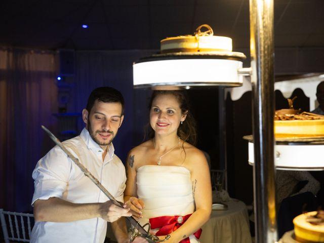 La boda de Arturo y Jessica en San Juan Mozarrifar, Zaragoza 26
