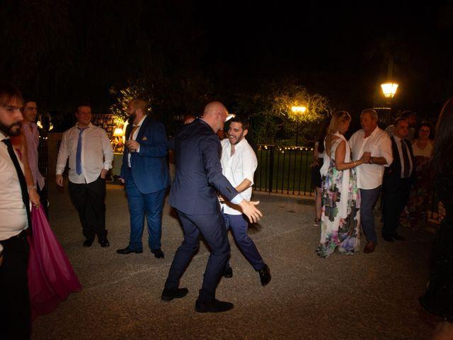 La boda de Arturo y Jessica en San Juan Mozarrifar, Zaragoza 31