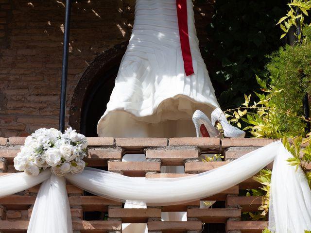La boda de Arturo y Jessica en San Juan Mozarrifar, Zaragoza 33