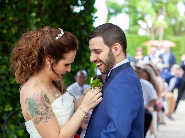 La boda de Arturo y Jessica en San Juan Mozarrifar, Zaragoza 34