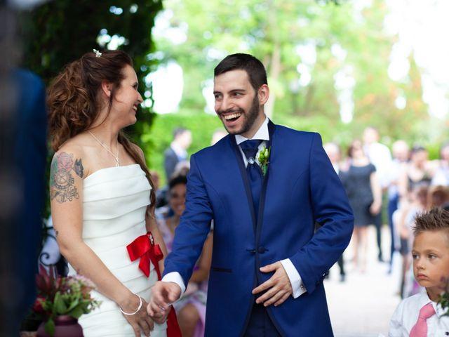 La boda de Arturo y Jessica en San Juan Mozarrifar, Zaragoza 35