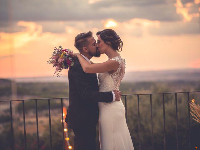 La boda de Inés y Rubén