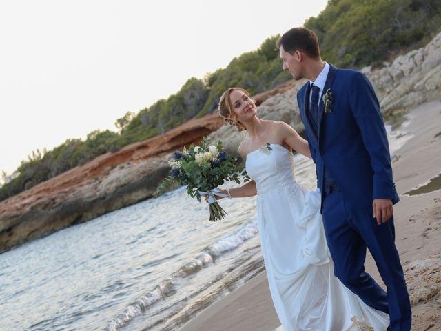 La boda de Laia y Andrés
