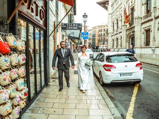 La boda de Eduardo y Silvia en Palmanyola, Islas Baleares 27