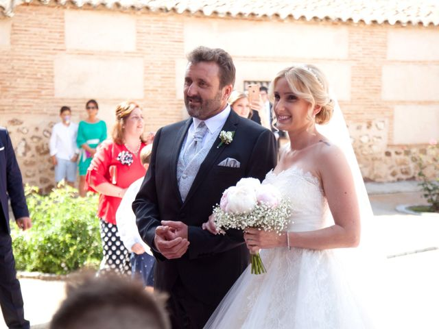 La boda de Alba y Alberto en Toledo, Toledo 22