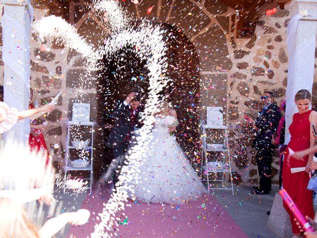 La boda de Alba y Alberto en Toledo, Toledo 27