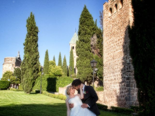 La boda de Alba y Alberto en Toledo, Toledo 35