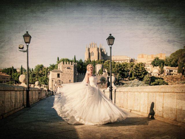 La boda de Alba y Alberto en Toledo, Toledo 39