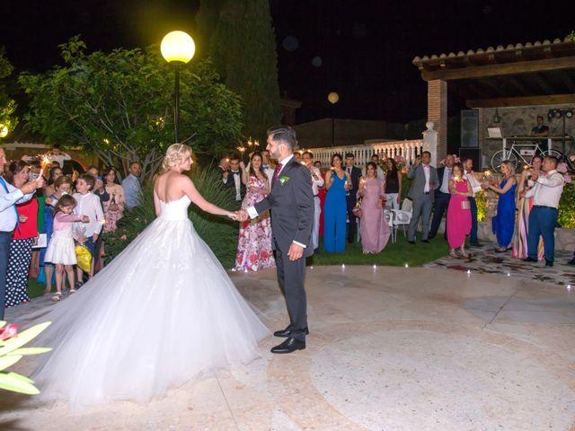 La boda de Alba y Alberto en Toledo, Toledo 46
