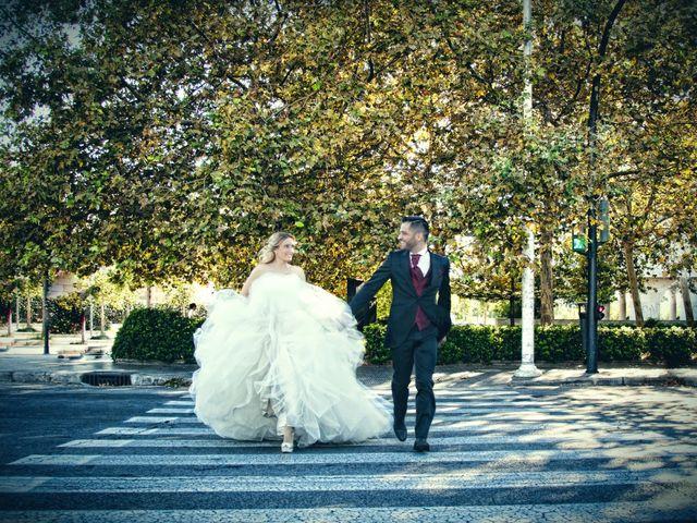 La boda de Alba y Alberto en Toledo, Toledo 48