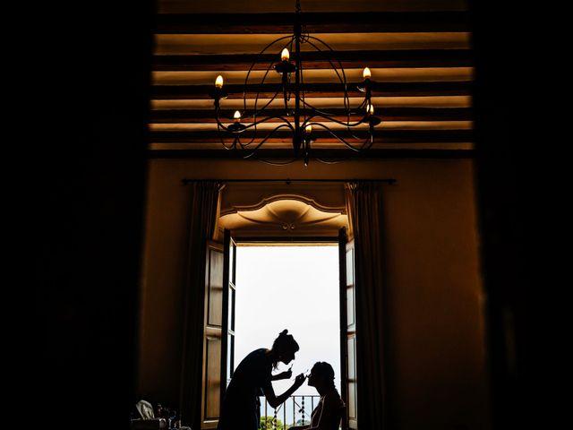 La boda de Alex y Lara en Sant Vicenç De Montalt, Barcelona 9