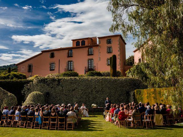 La boda de Alex y Lara en Sant Vicenç De Montalt, Barcelona 14