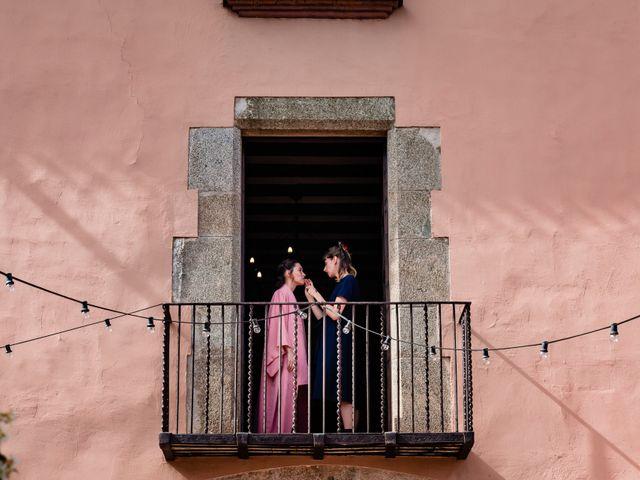 La boda de Alex y Lara en Sant Vicenç De Montalt, Barcelona 23