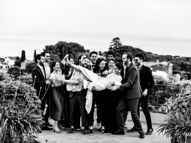 La boda de Alex y Lara en Sant Vicenç De Montalt, Barcelona 30