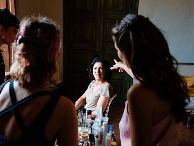 La boda de Alex y Lara en Sant Vicenç De Montalt, Barcelona 35