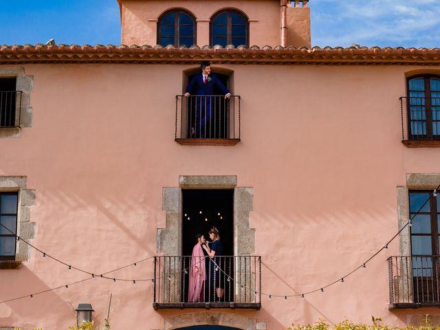 La boda de Alex y Lara en Sant Vicenç De Montalt, Barcelona 37