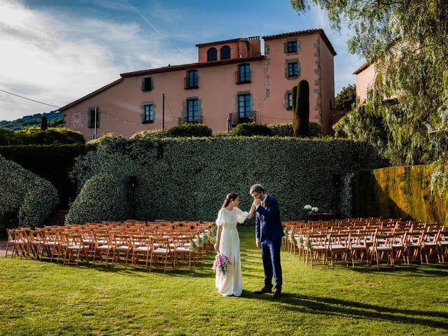 La boda de Alex y Lara en Sant Vicenç De Montalt, Barcelona 39