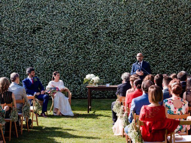 La boda de Alex y Lara en Sant Vicenç De Montalt, Barcelona 48