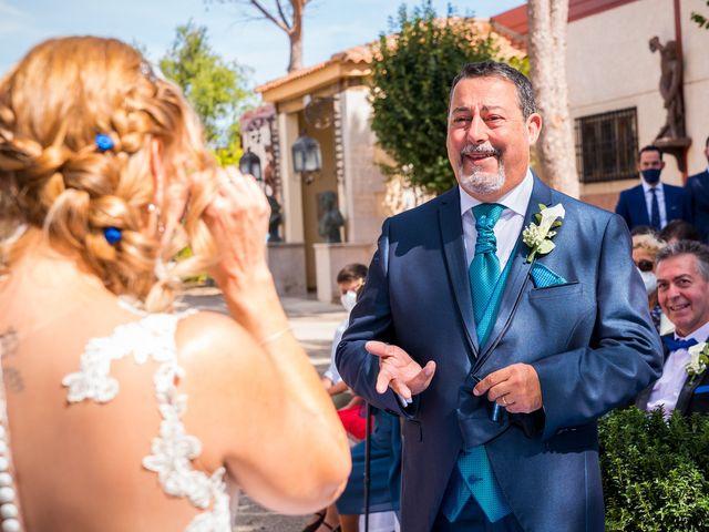 La boda de Natalia y Javier en Valdepeñas, Ciudad Real 13