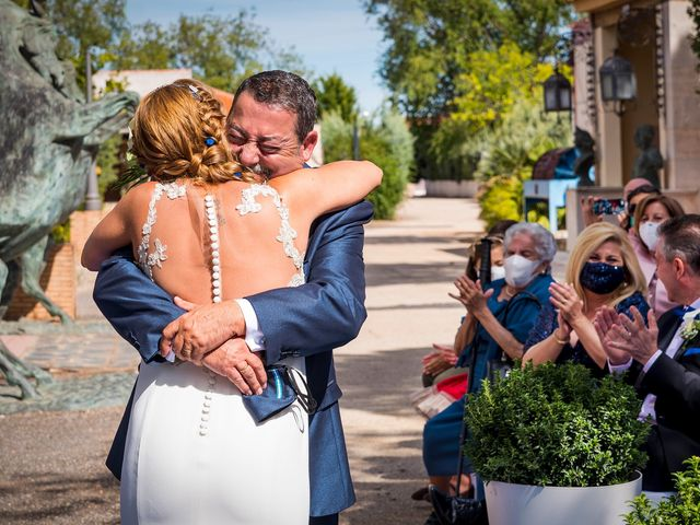 La boda de Natalia y Javier en Valdepeñas, Ciudad Real 14