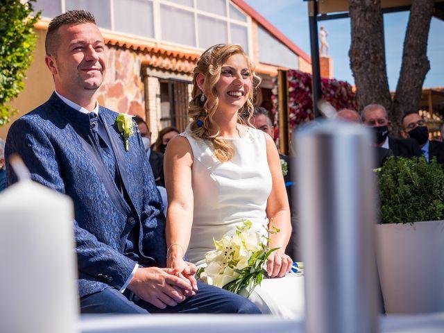 La boda de Natalia y Javier en Valdepeñas, Ciudad Real 15