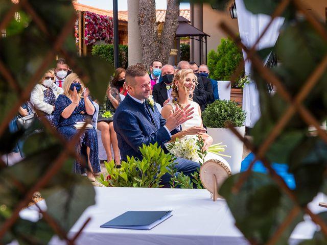 La boda de Natalia y Javier en Valdepeñas, Ciudad Real 17