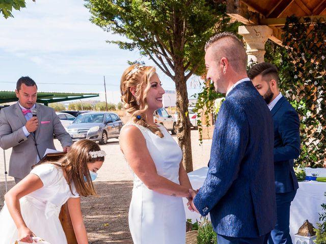La boda de Natalia y Javier en Valdepeñas, Ciudad Real 18