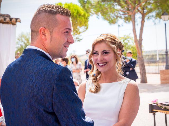 La boda de Natalia y Javier en Valdepeñas, Ciudad Real 19