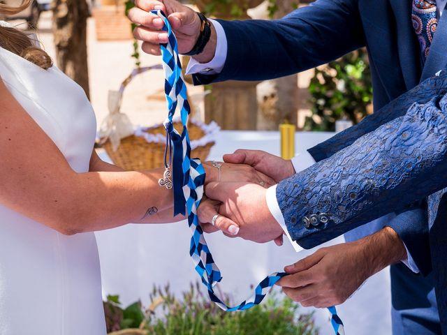 La boda de Natalia y Javier en Valdepeñas, Ciudad Real 20