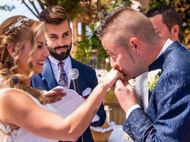 La boda de Natalia y Javier en Valdepeñas, Ciudad Real 21