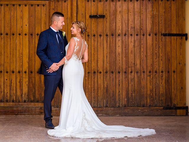 La boda de Natalia y Javier en Valdepeñas, Ciudad Real 25