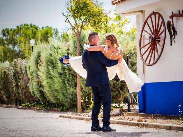 La boda de Natalia y Javier en Valdepeñas, Ciudad Real 28