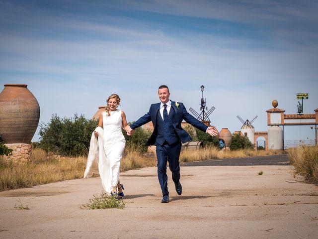 La boda de Natalia y Javier en Valdepeñas, Ciudad Real 36