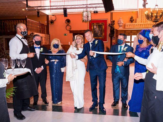 La boda de Natalia y Javier en Valdepeñas, Ciudad Real 37