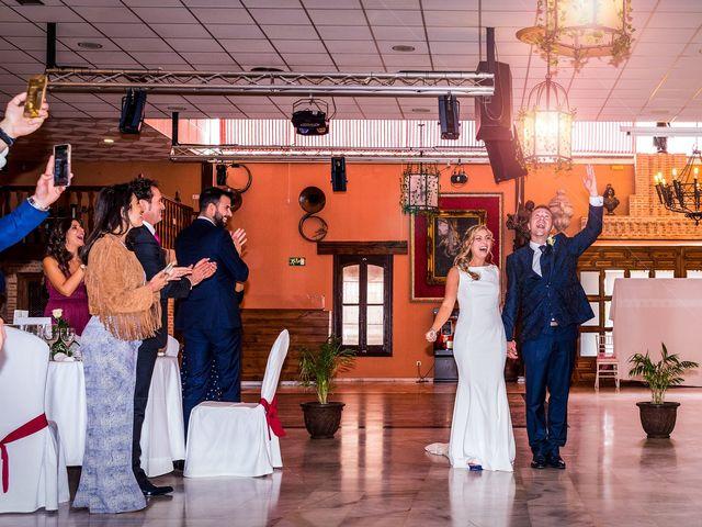 La boda de Natalia y Javier en Valdepeñas, Ciudad Real 38