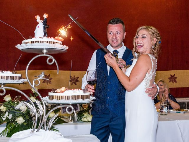 La boda de Natalia y Javier en Valdepeñas, Ciudad Real 40