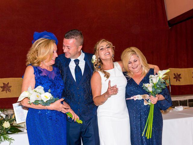 La boda de Natalia y Javier en Valdepeñas, Ciudad Real 41