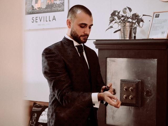 La boda de Daniel y Ana en Alcala De Guadaira, Sevilla 23