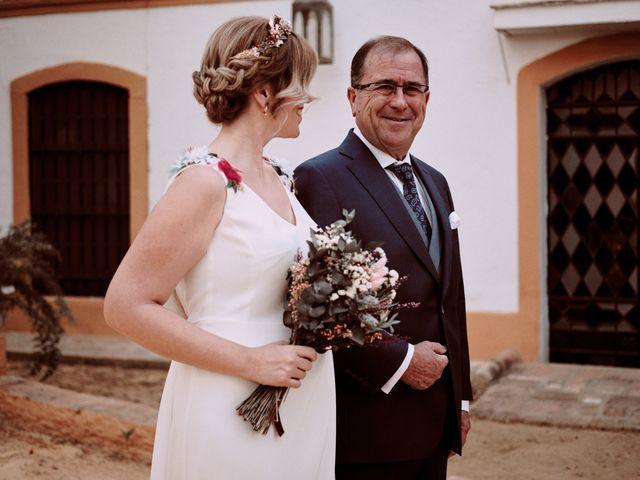 La boda de Daniel y Ana en Alcala De Guadaira, Sevilla 66