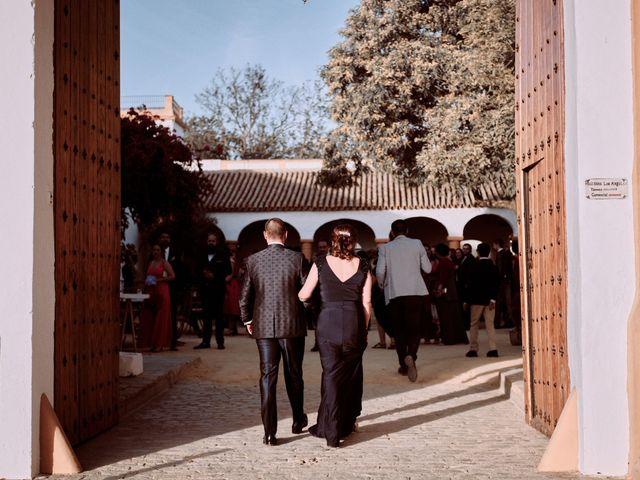 La boda de Daniel y Ana en Alcala De Guadaira, Sevilla 69