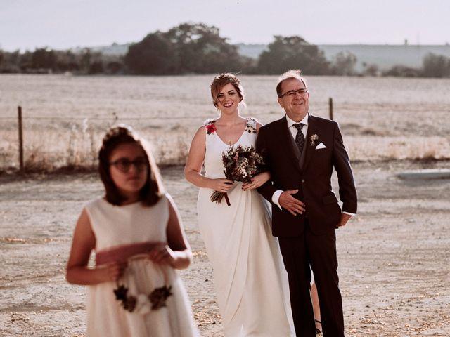 La boda de Daniel y Ana en Alcala De Guadaira, Sevilla 75