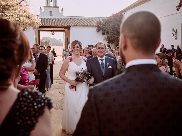 La boda de Daniel y Ana en Alcala De Guadaira, Sevilla 78