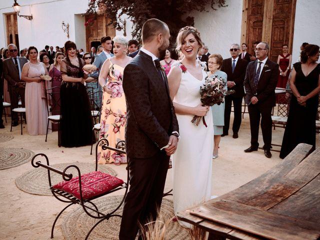 La boda de Daniel y Ana en Alcala De Guadaira, Sevilla 79