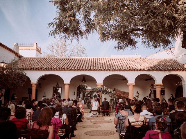 La boda de Daniel y Ana en Alcala De Guadaira, Sevilla 81
