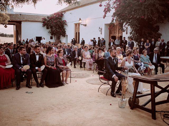La boda de Daniel y Ana en Alcala De Guadaira, Sevilla 84