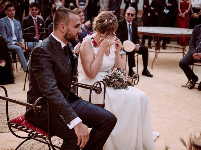 La boda de Daniel y Ana en Alcala De Guadaira, Sevilla 85